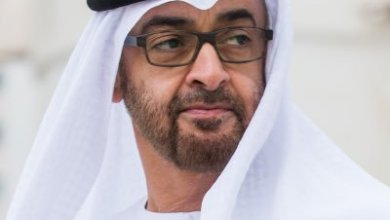 Photo of محمد بن زايد آل نهيان يشكر محمد بن راشد آل مكتوم #50_عاما_للوطن