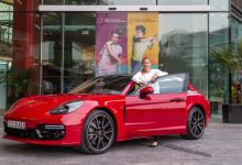 Photo of الألمانية كيربر تقود بورش باناميرا في دبي