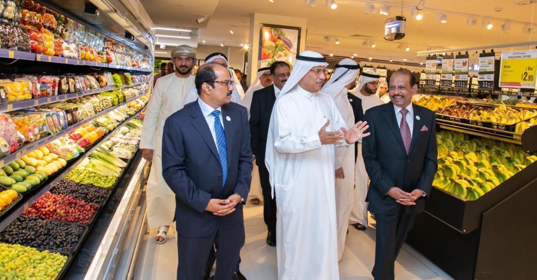 Lulu opens Hypermarket in Dubai's Waterfront Market – www arab24 news