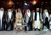 Photo of عبدالرحمن العويس يحضر حفل العيد الوطنى لافغانستان