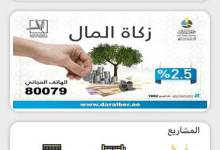 "Photo of Dar Al Ber launches an advanced electronic application for ""Philanthropists"" 21,500 users up to date."