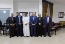"""Photo of """"محمد بن راشد للمعرفة"""" تبحث آفاق التعاون مع اتحاد الجامعات العربية"""