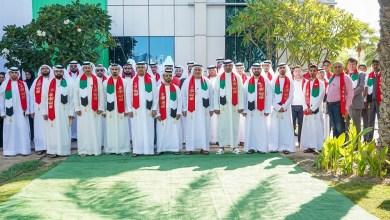 Photo of نداء تحتفي بالعيد الوطني الثامن والاربعين استذكاراً لتاريخ الاتحاد المجيد