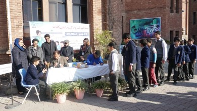 Photo of دبي العطاء تنضم إلى جهود الحكومة الباكستانية في مكافحة انتشار الديدان المعوية بين الطلاب