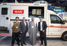 Photo of إسعاف دبي توقع اتفاقا مع شركة واس الالمانية لتوريد أول مركبة إسعافية كهربائية