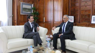 Photo of معالي عبيد حميد الطاير يلتقي وزير الاقتصاد والمالية المغربي على هامش زيارته للمملكة المغربية