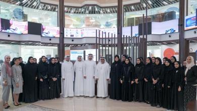 Photo of 26 من طالبات كليات التقنية العليا يحصلن على رخصة باحث ميداني معتمد