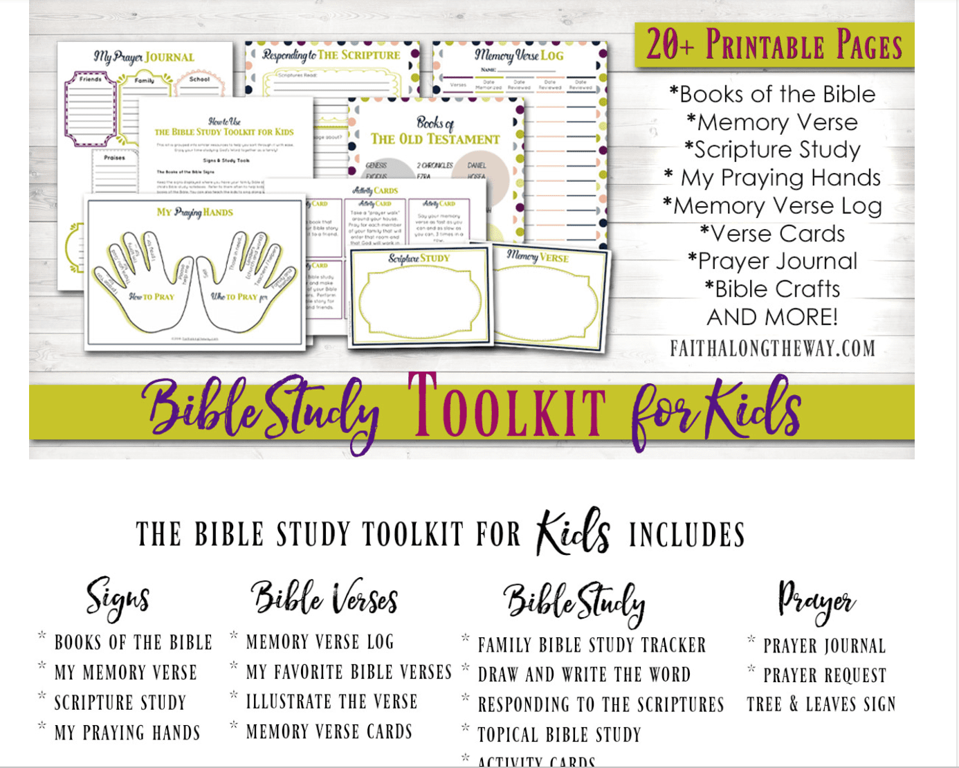 Get Your Kids Hooked On Studying God S Word With The