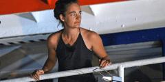 إطلاق سراح قبطانة سفينة الإغاثة الألمانية