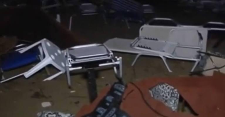فيديو وفاة 6 أجانب و إصابة العشرات جراء العواصف و الرياح العاتية في اليونان