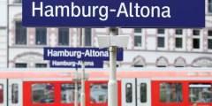 تحذير عنصري صادم ضد المسلمين في محطة قطارات