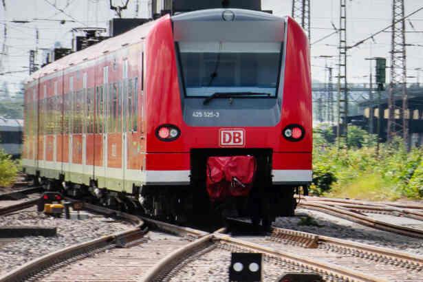 قيود في حركة القطارات بين مدينتين ألمانيتين