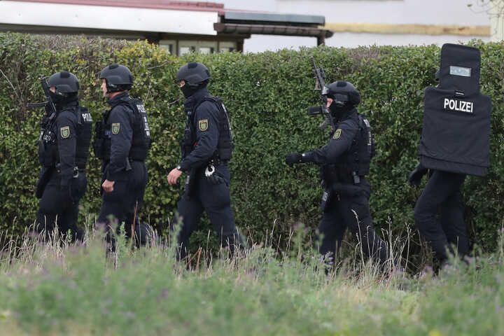 قوة خاصة من الشرطة لإيقاف مطلق نار على جيرانه في مدينة ألمانية