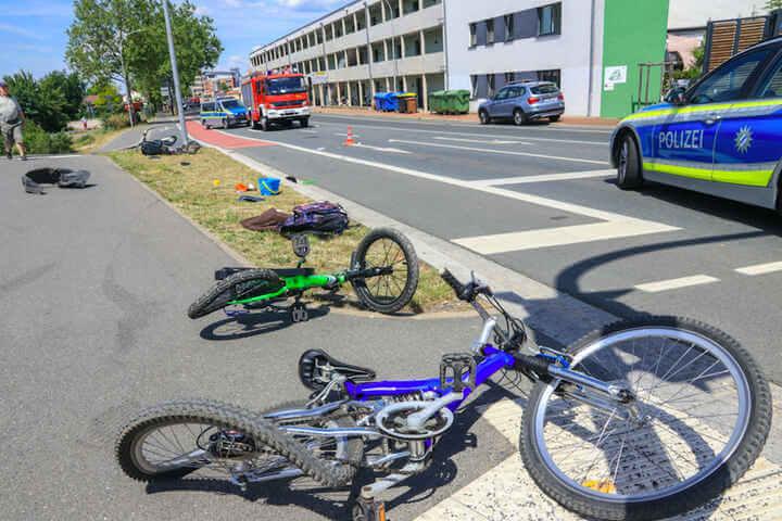 إصابة أم وأطفالها الثلاثة بحادث مروع في مدينة ألمانية