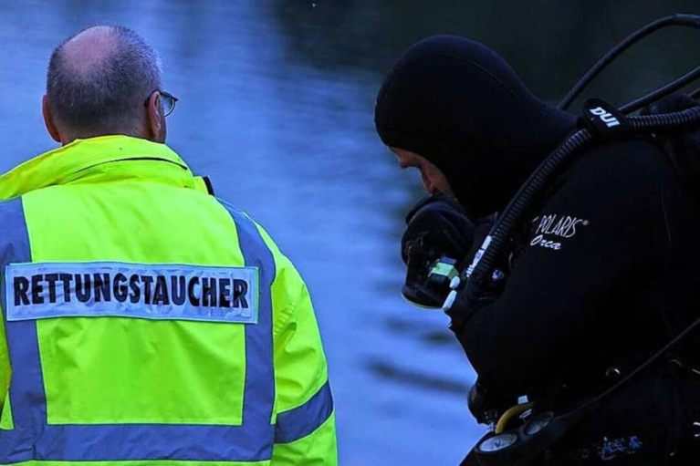 حادثة غرق في بحيرة في بلدة ألمانية