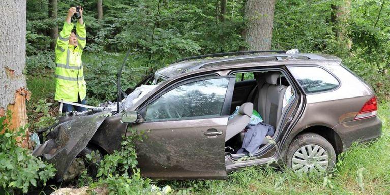 حادث شنيع في ضاحية ألمانية