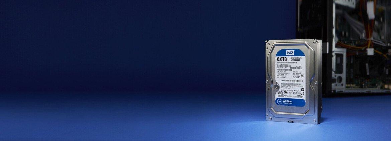 WD Blue PC 2TB
