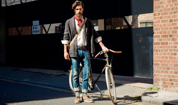 Male Hipster Fashion Winter
