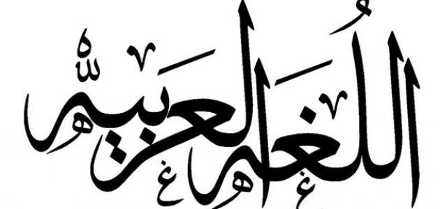 لماذا سميت اللغة العربية بلغة الضاد