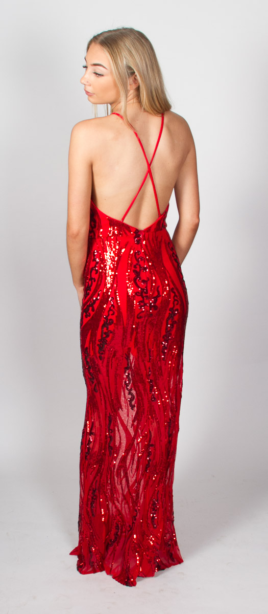 Keria (Red) Back
