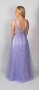 Olivia (Purple) Back