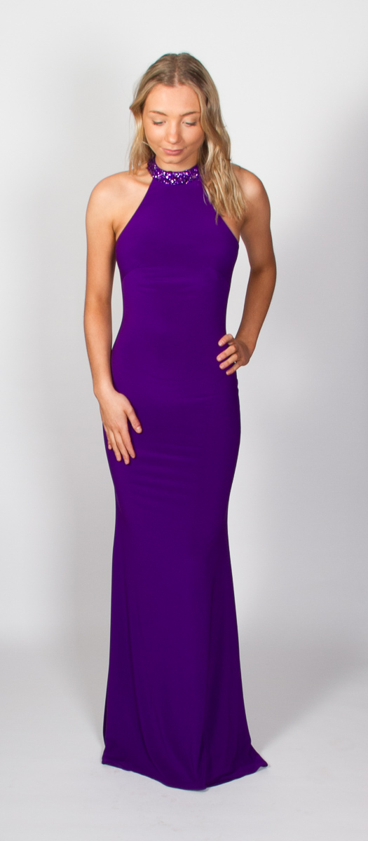 Vogue (Purple) Front