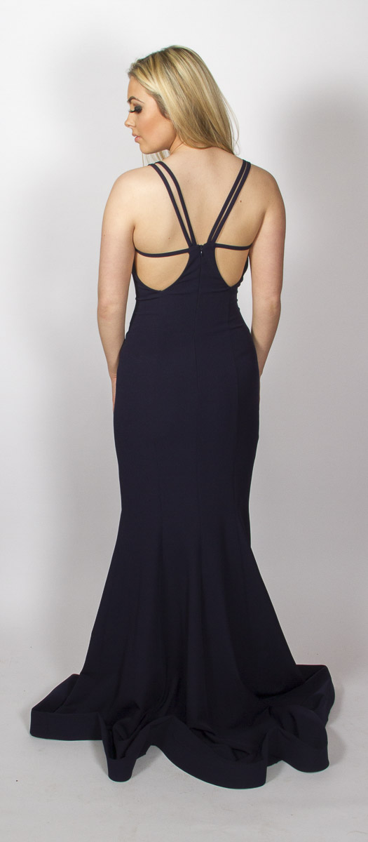 Natasha (Navy) Back
