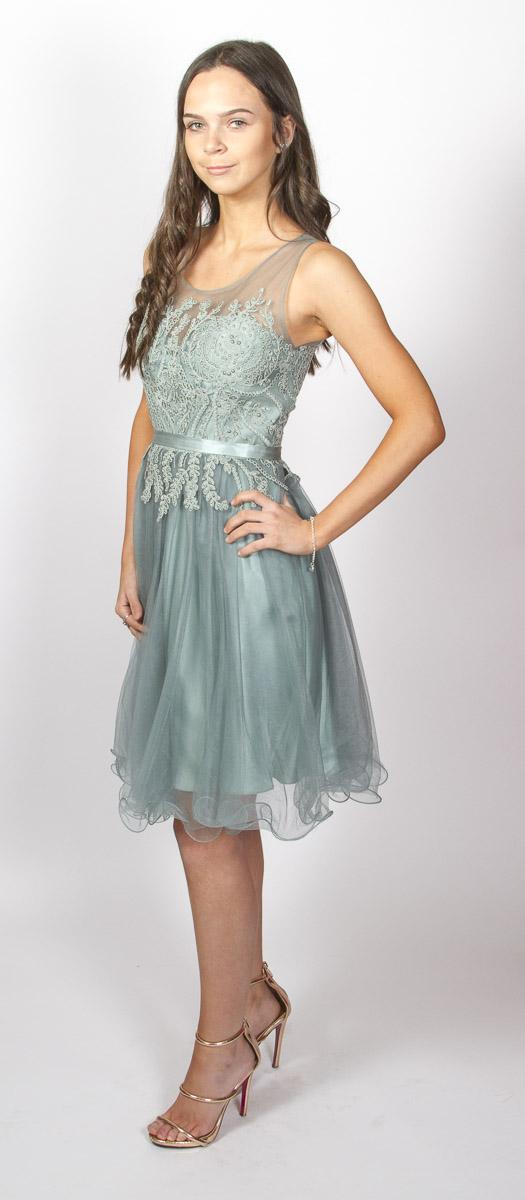 Camilla (Misty Green) Side