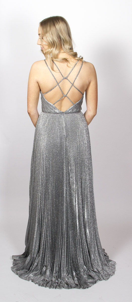 Pixie (Charcoal) Back