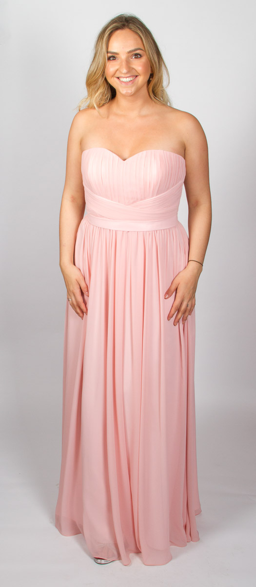 Christine (Soft Pink) Front