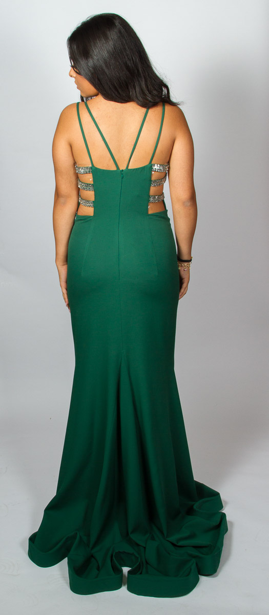 Gwyneth (Emerald) Back