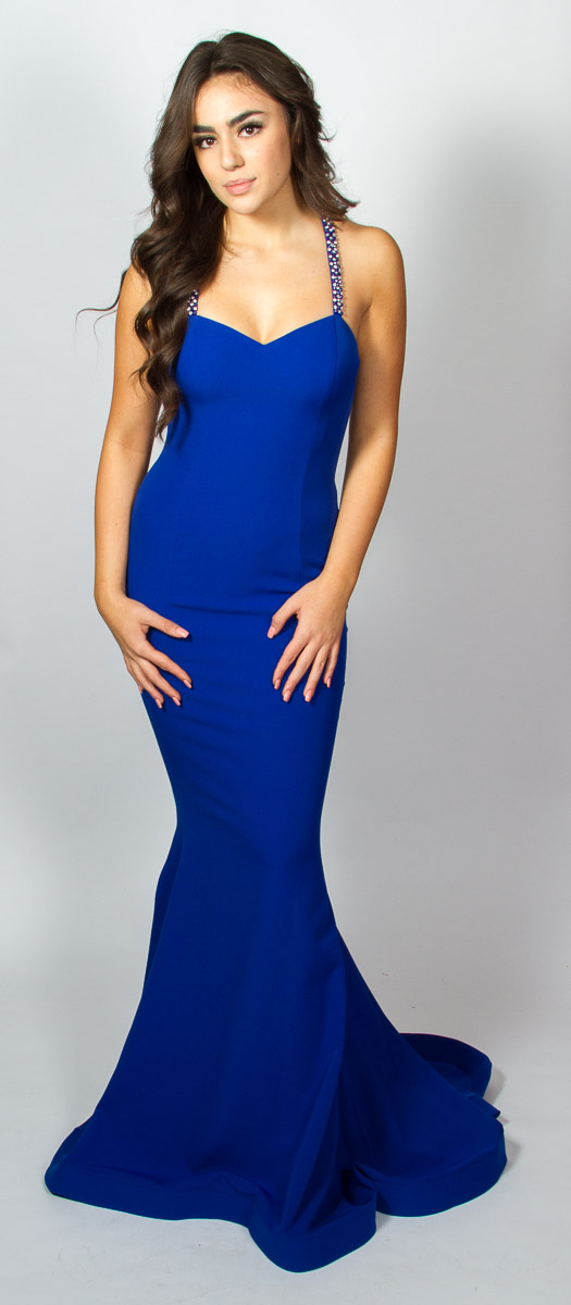 Jolie (Royal Blue) Front
