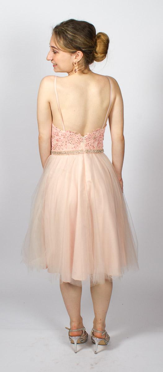 Caprice (Soft Pink) Back