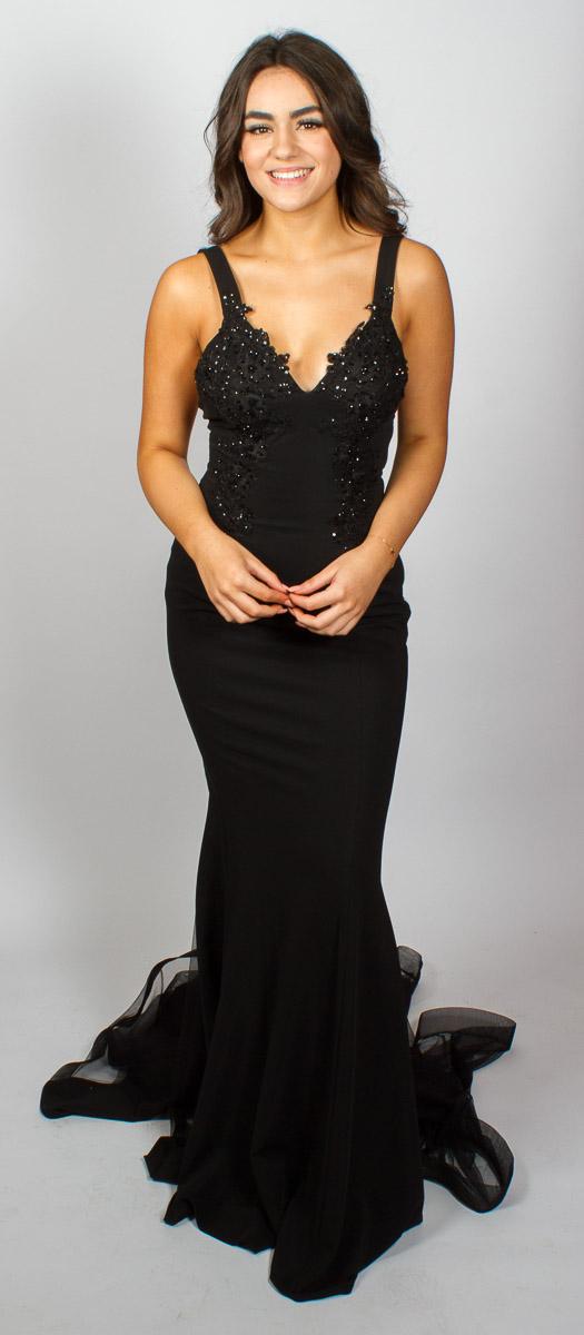 Emma (Black) Front