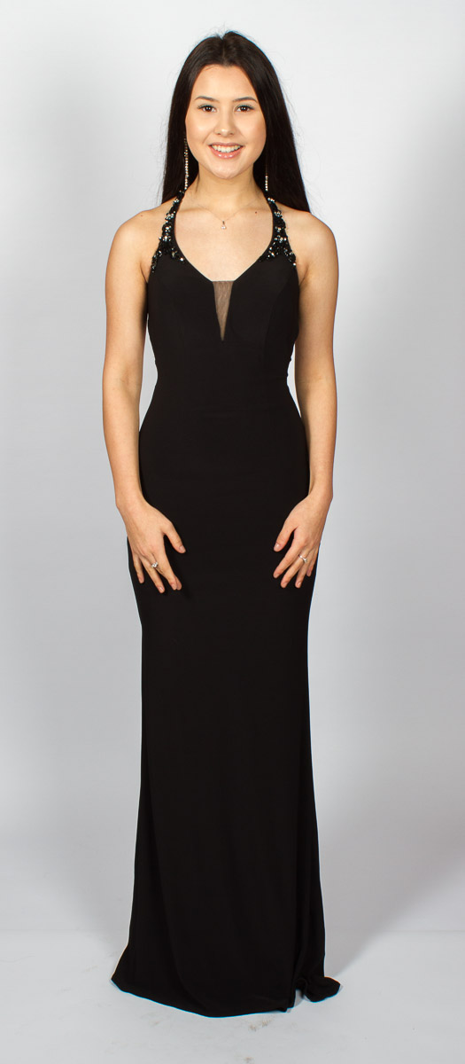 Jodie (Black) Front