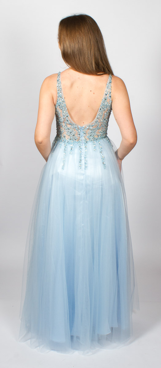 Olivia (Powder Blue) Back