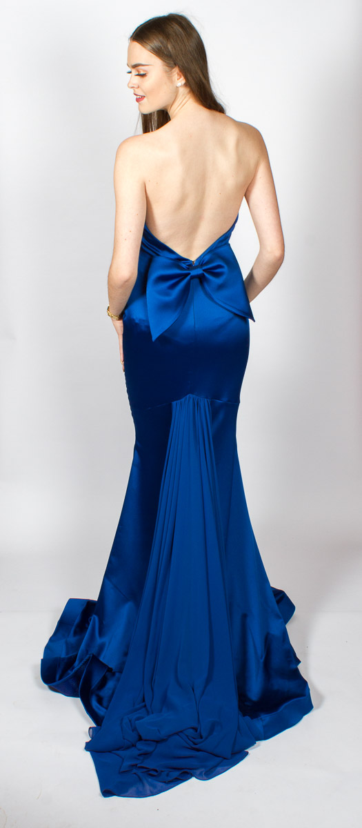 Beatrice (Royal Blue) Back