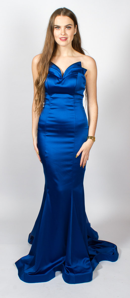 Beatrice (Royal Blue) Front