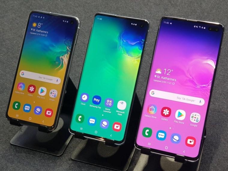 يتمتع هاتف  Galaxy S10 بخصم كبير عند بدء تشغيل هاتف S20 الفرق لا يختلف
