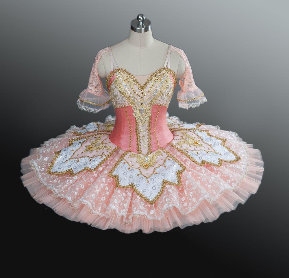 pancake tutu ballerina doll