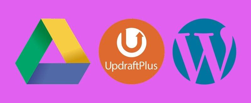 إضافة UpdraftPlus