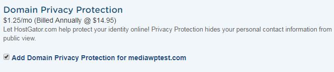حماية المعلومات الخاصة