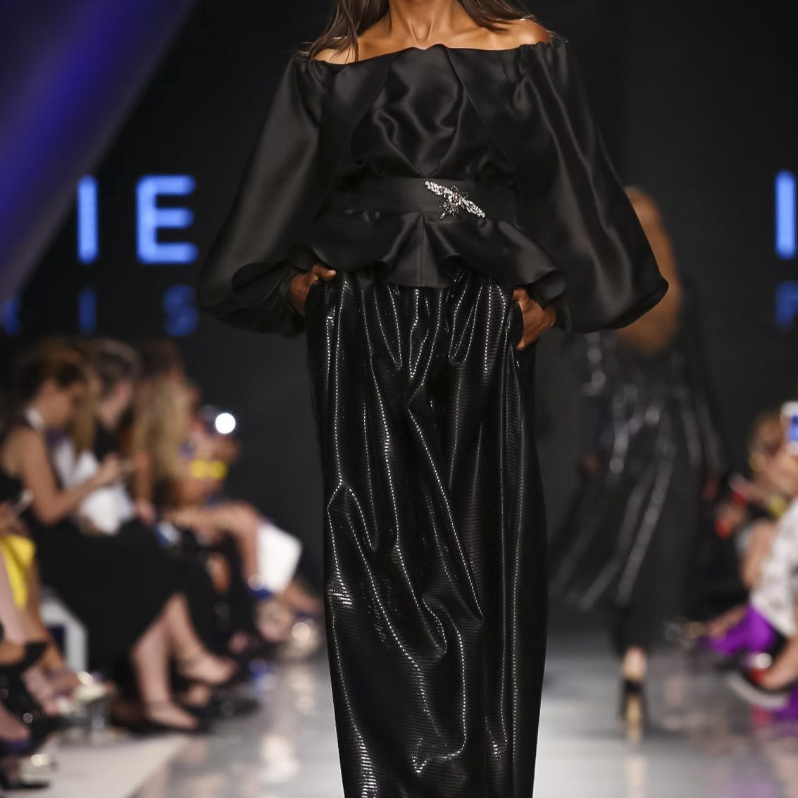 Ingie Paris Fashion Show, Ready to Wear Collection Fall Winter 2017 in Dubai