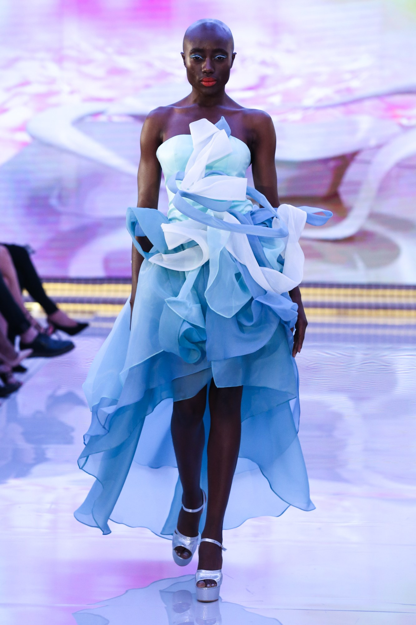 Jordy FuResort 2018 CollectionDubai Fashion Week