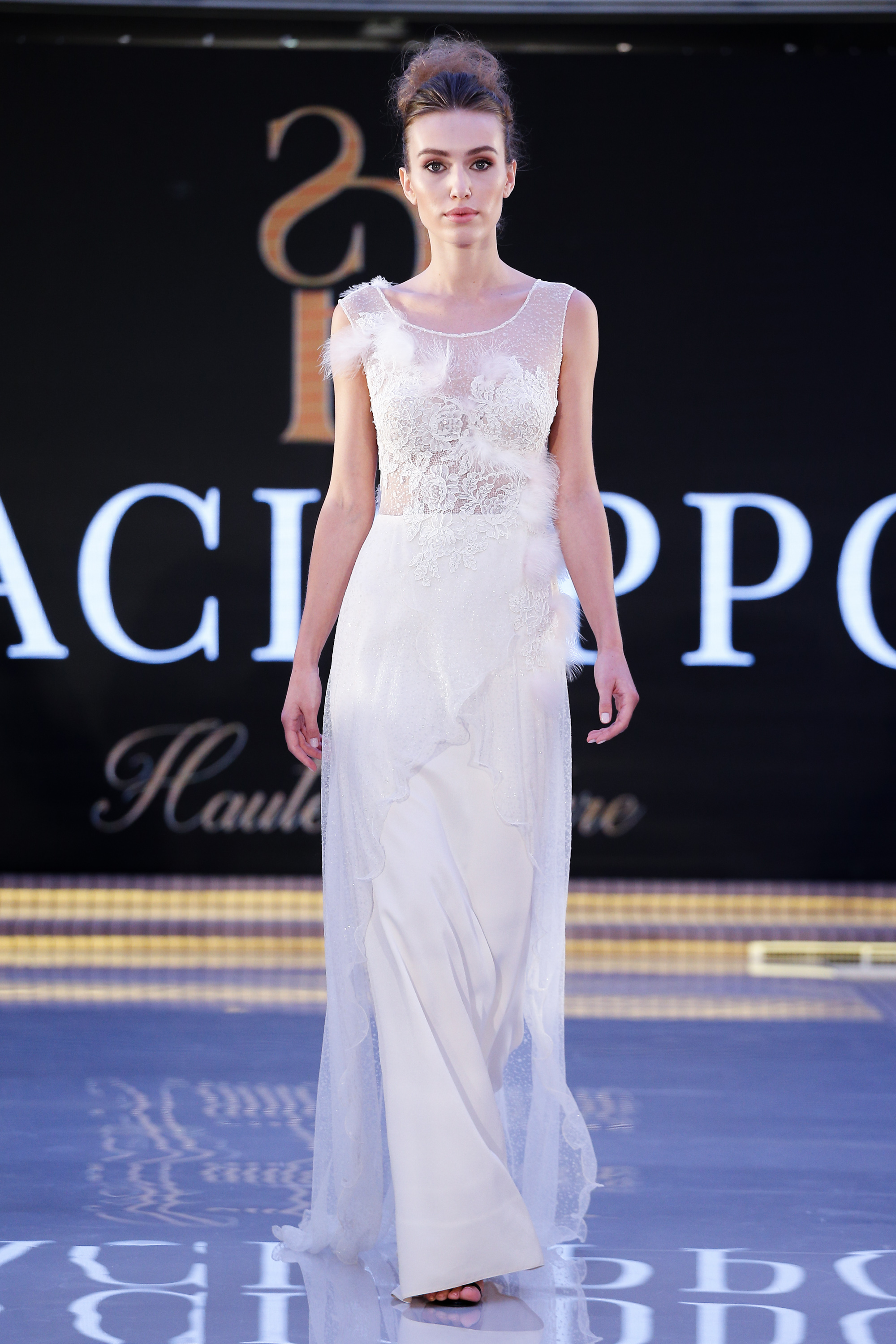 Simone Racioppo Ready Couture Fall Winter 2018 Collection Dubai Fashion Week