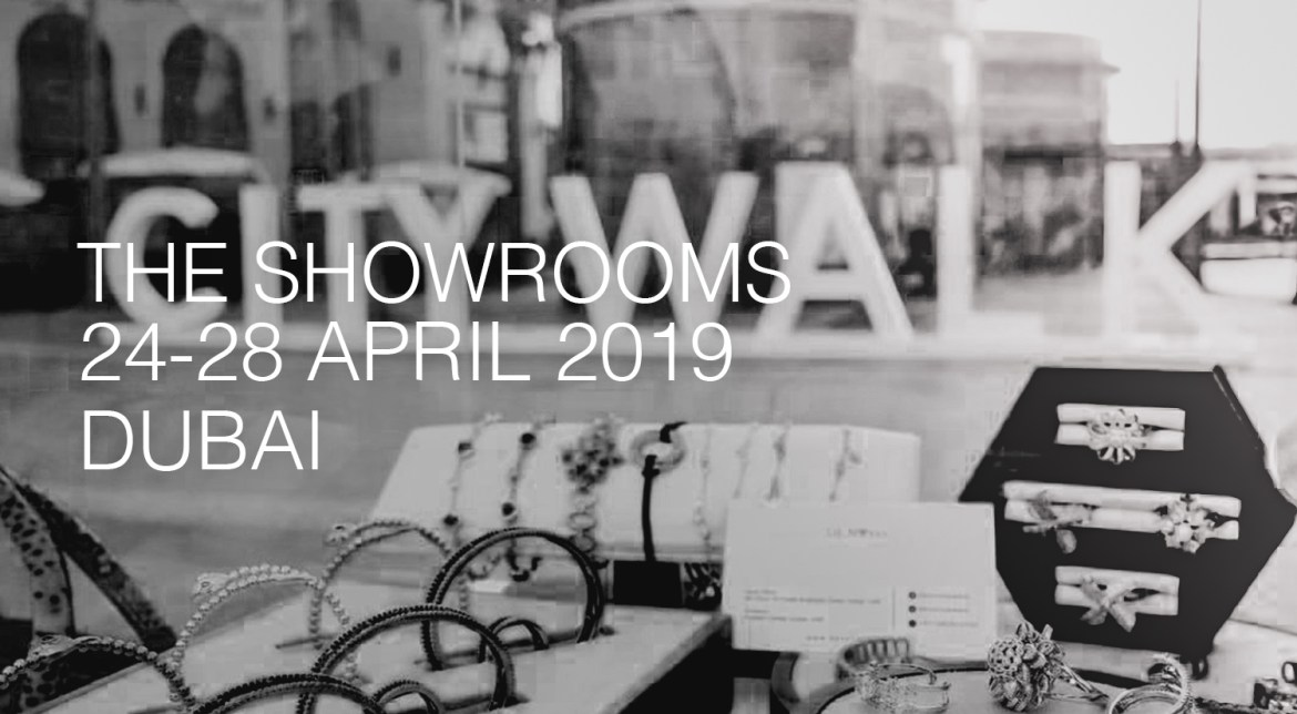 Arab Fashion Week – SHOWROOMS