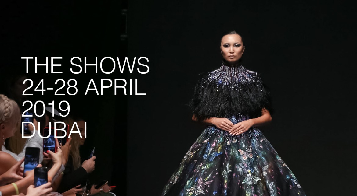 Arab Fashion Week - THE SHOWS