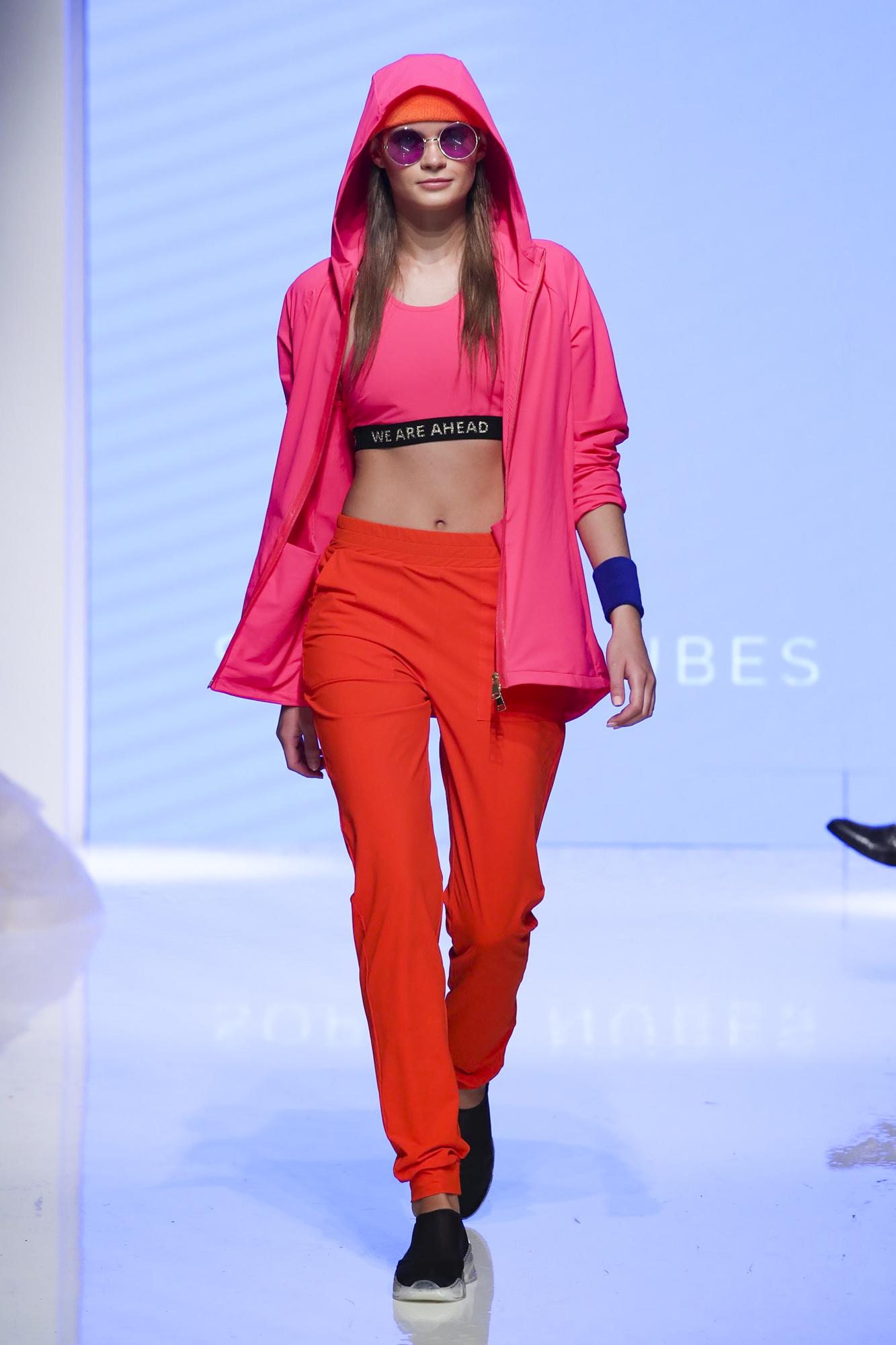 Sophia Nubes fashion show, Arab Fashion Week collection Spring Summer 2020 in Dubai