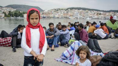 صورة تنبؤات بفشل الخطة اليونانية لمواجهة اللاجئين ومشاكل بين الحكومة وسكان الجزر