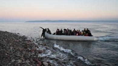 Photo of وصول أول دفعة من المهاجرين من جزيرة ليسفوس الى البر اليوناني